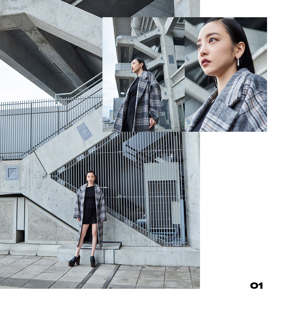2019 WINTER COLLECTION featuring HARA Image No.2