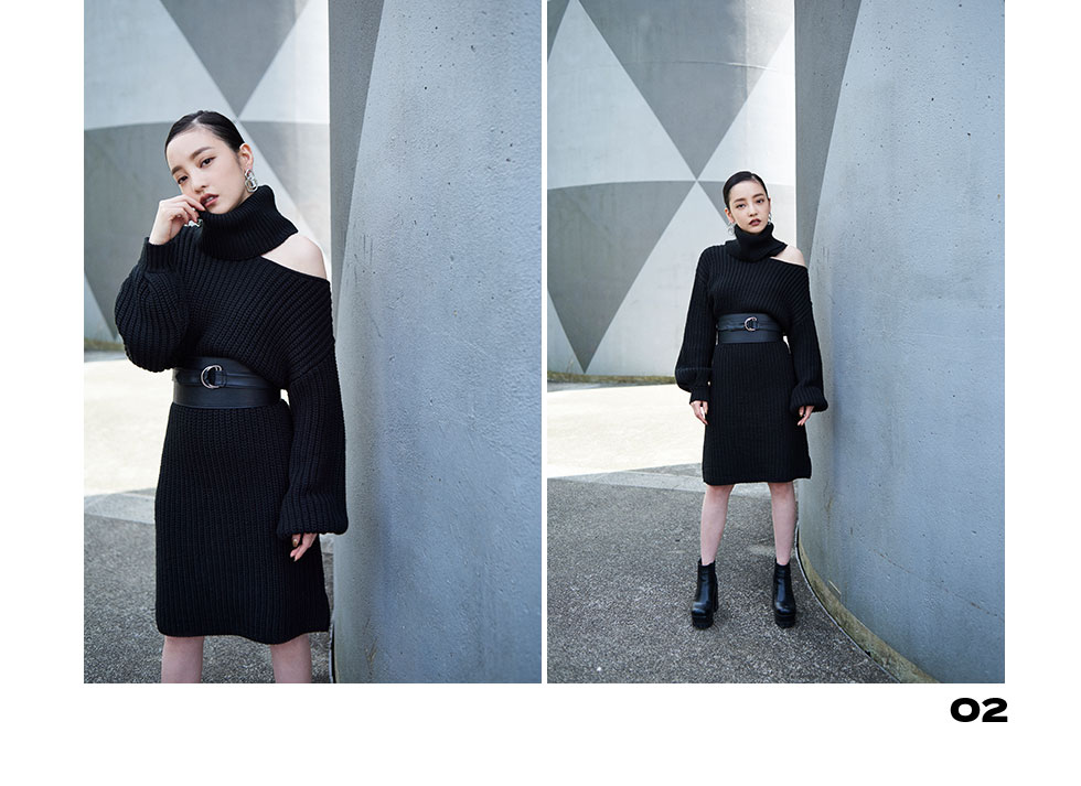 2019 WINTER COLLECTION featuring HARA Image No.3