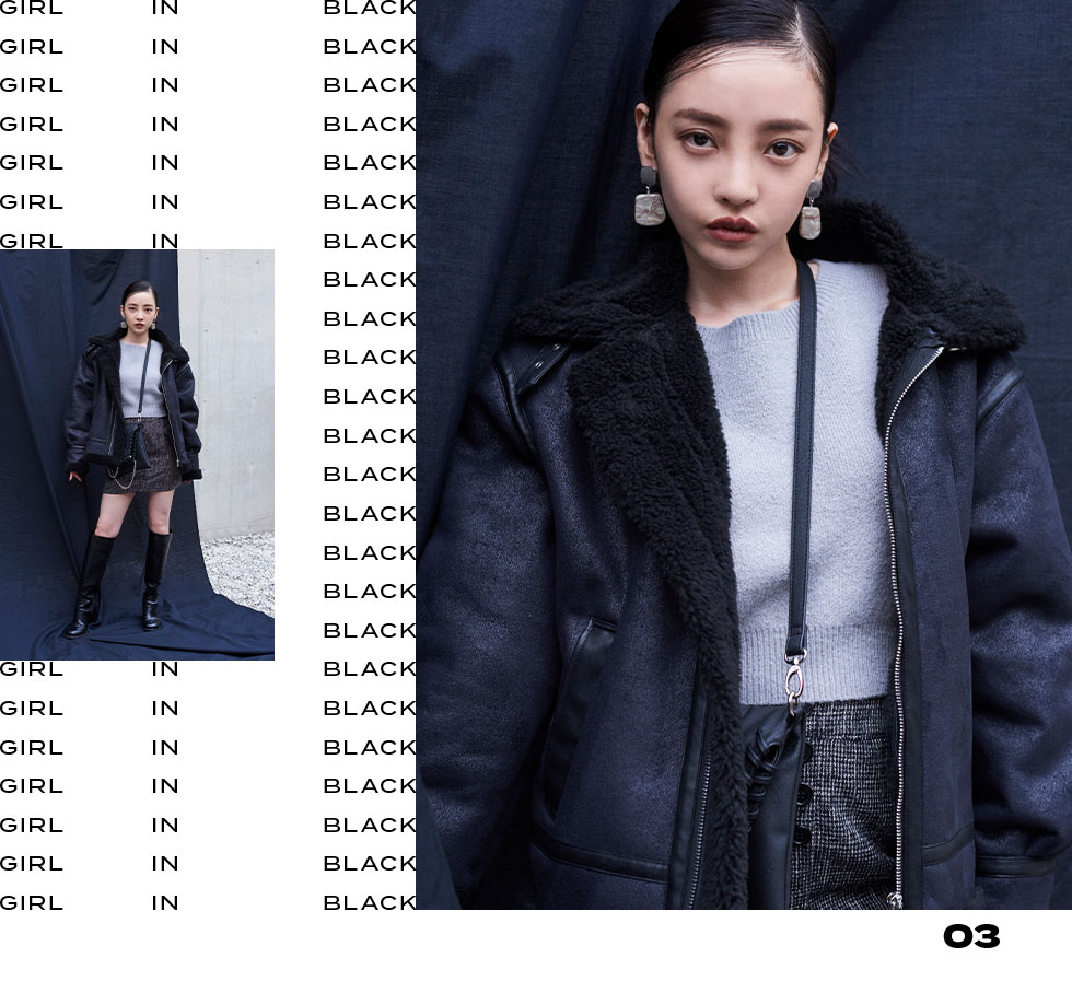 2019 WINTER COLLECTION featuring HARA Image No.4