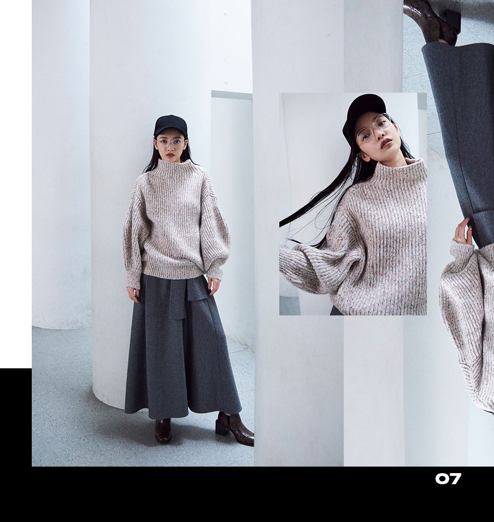 2019 WINTER COLLECTION featuring HARA Image No.8