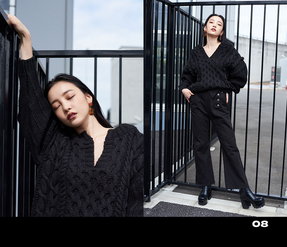 2019 WINTER COLLECTION featuring HARA Image No.9