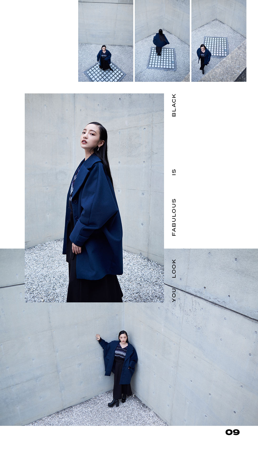 2019 WINTER COLLECTION featuring HARA Image No.10