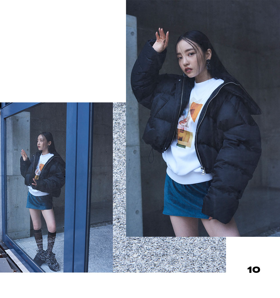 2019 WINTER COLLECTION featuring HARA Image No.11