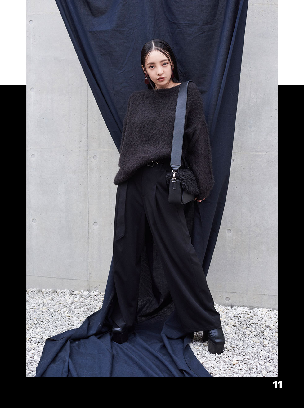 2019 WINTER COLLECTION featuring HARA Image No.12