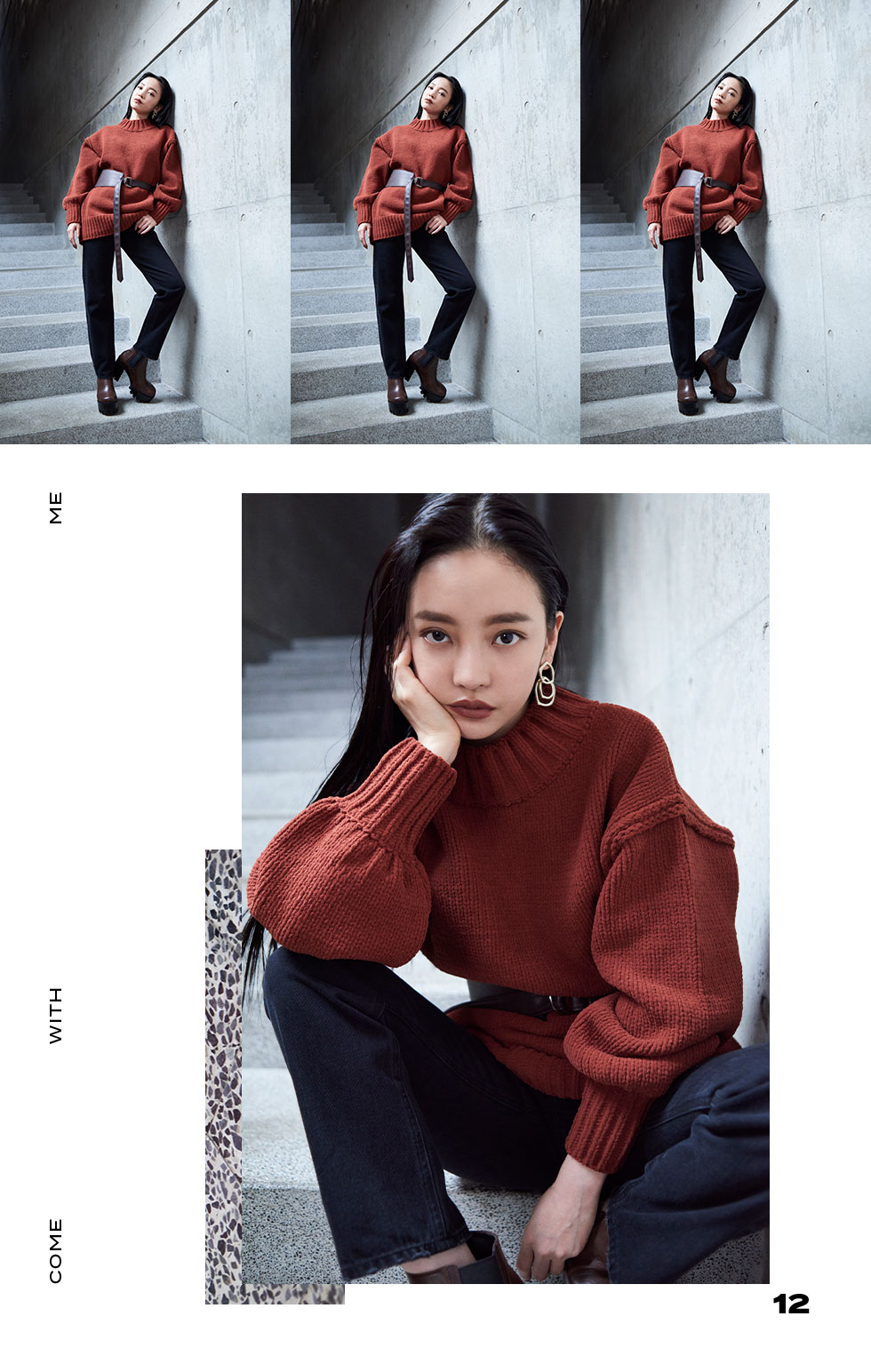 2019 WINTER COLLECTION featuring HARA Image No.13