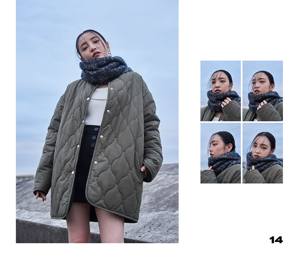 2019 WINTER COLLECTION featuring HARA Image No.15