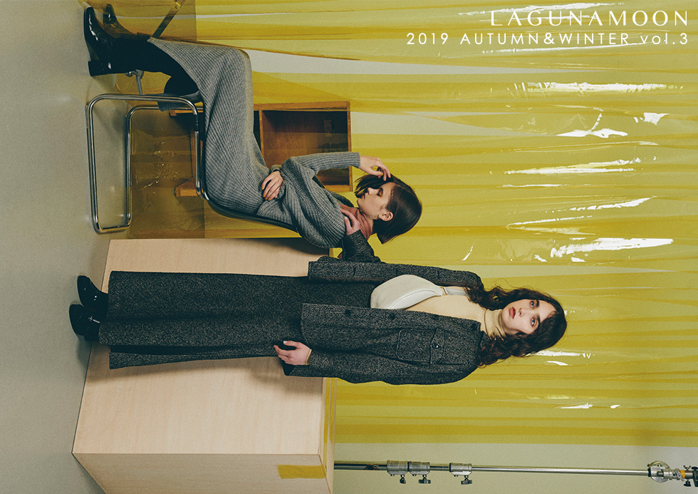 2019 AUTUMN & WINTER COLLECTION vol.31
