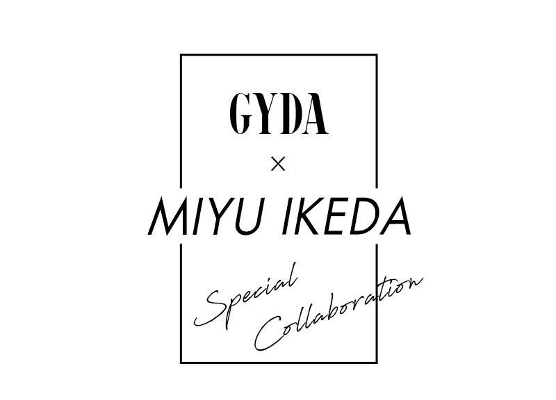 MIYU IKEDA special collaboration title